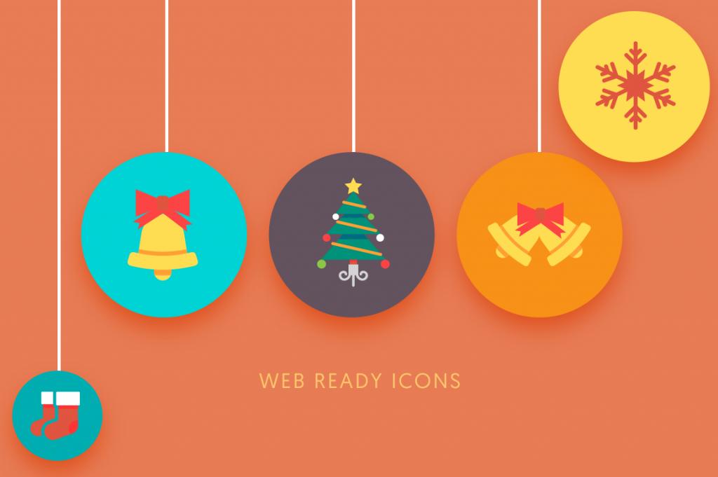 web ready 50 Christmas Icons 3