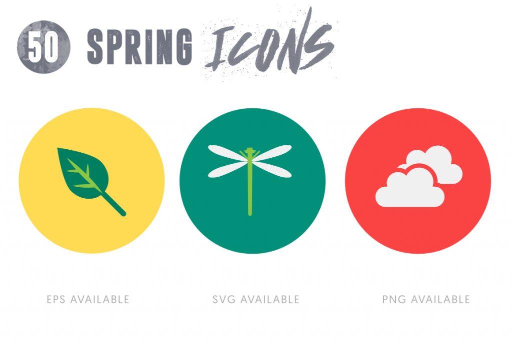 50-spring-icons-set-1-4