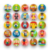 50 Labor Day Icons