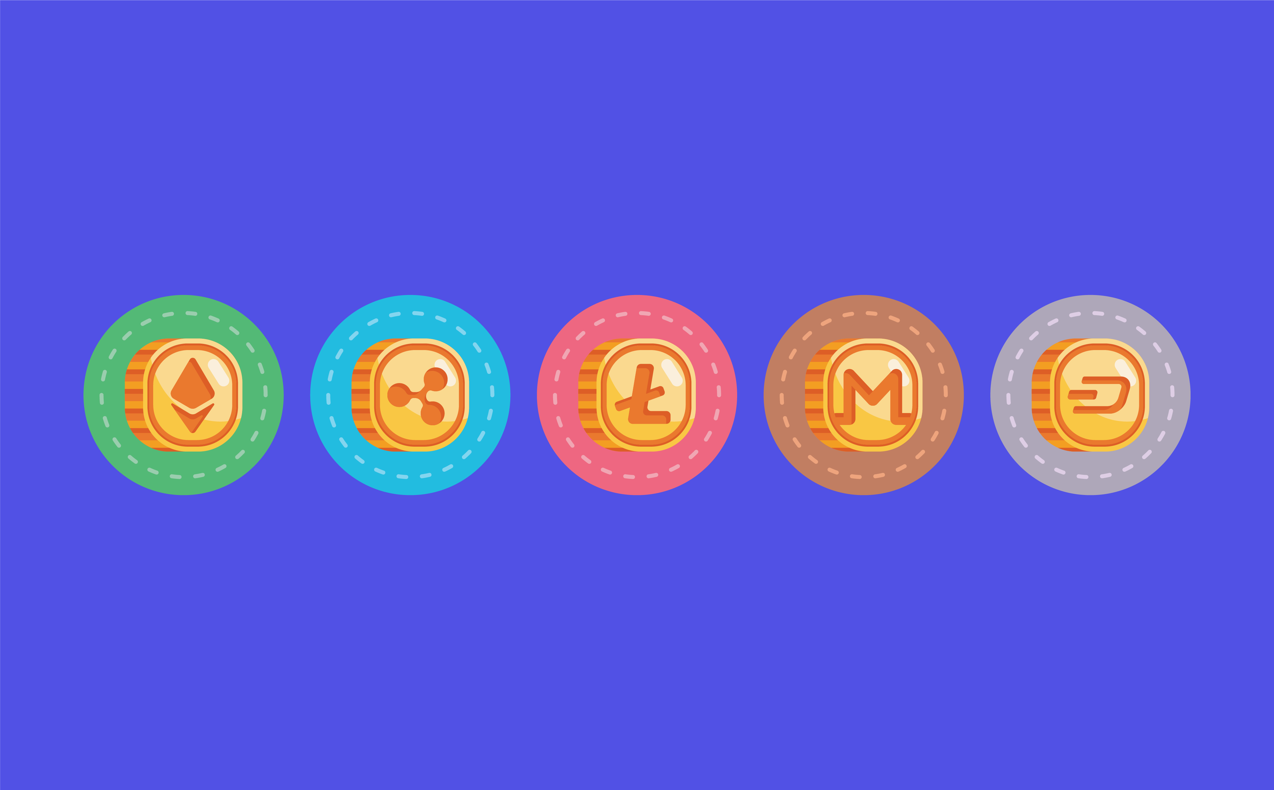 cryptocurrency payment for icons