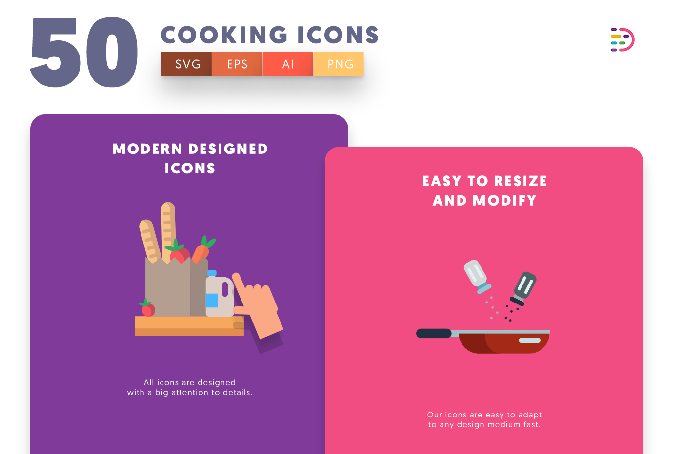 Cooking icons png/svg/eps