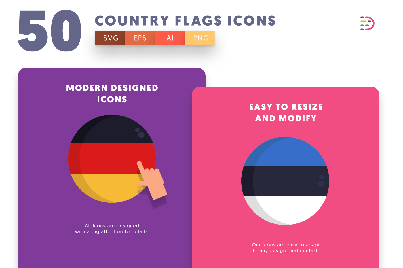 Country Flags icons png/svg/eps