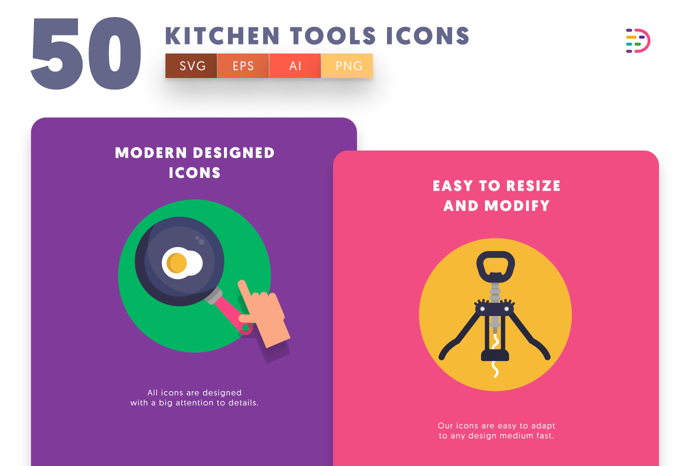 Kitchen Tools icons png/svg/eps