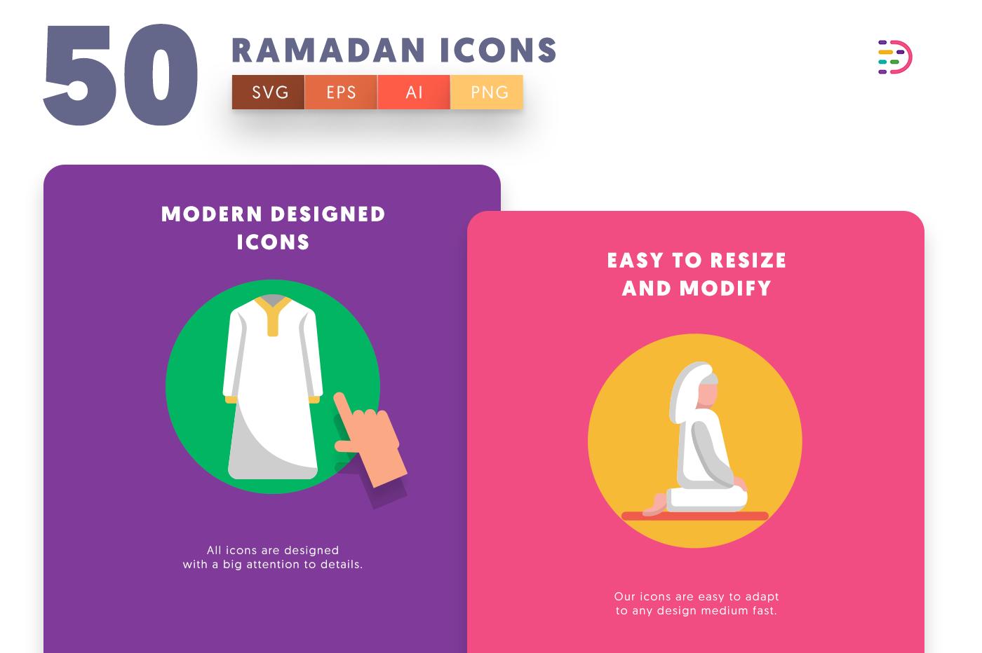 Ramadan icons png/svg/eps